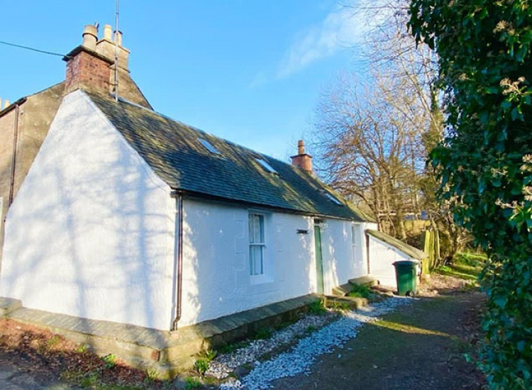 Burnbank Cottage, Newton of Pitcairns, Dunning